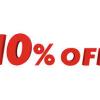ベルメゾン 10%オフ