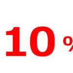 ベルメゾンクーポン10%割引 2019年1月28日まで。